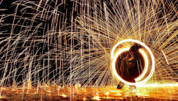 Why You Need to Watch the Angkorn Fireshow in Phuket