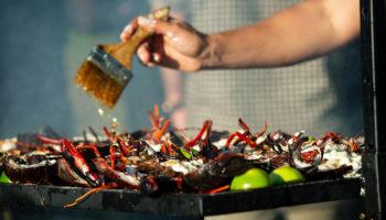 Seafood Menu Ideas for Your Beach Wedding