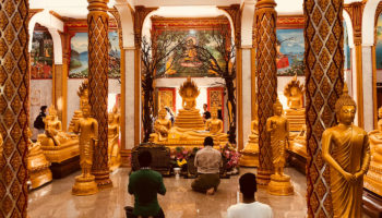 Traveler's Guide to Wat Chalong Fair – What to Expect