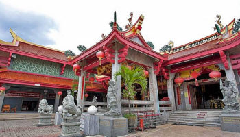 Visiting Jui Tui Shrine in Phuket What You Should Know